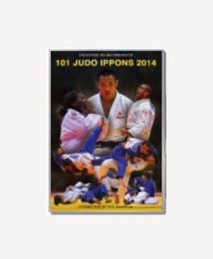 DVD 101 ippons 2014
