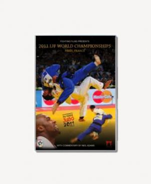 DVD World championships judo Parijs 2011
