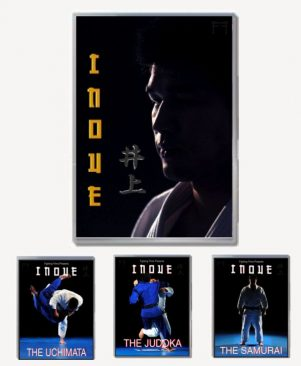 DVD Inoue the Box Set (3 DVD)
