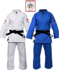 Fighting Films Superstar 750 wit en blauw ijf approved