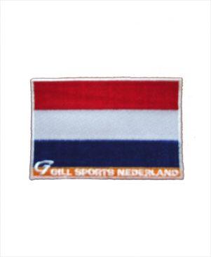 Embleem Nederland borst