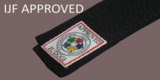 IJF approved judobanden