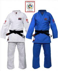 fightingfilms superstar750 wit en blauw met ned vlag RTC NW