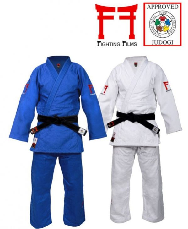 pakket IJF approved Superstar 750 judopakken