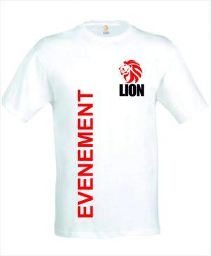 Judo T-shirt club eigen tekst