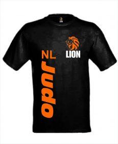 Judo T-shirt NL judo
