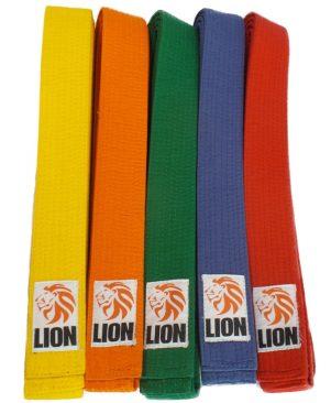 judoband Lion