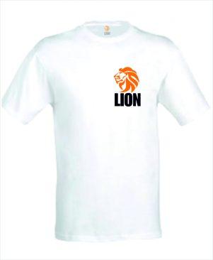 judo T-shirt basis Lion