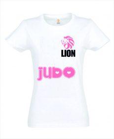 judo love Lion T-shirt